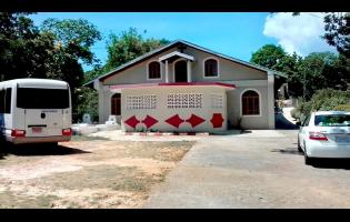 Glad Tidings Assembly of God in Broughton, Little London, Westmoreland.