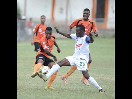 Montego Bay United Vs Arnett Gardens Live Score